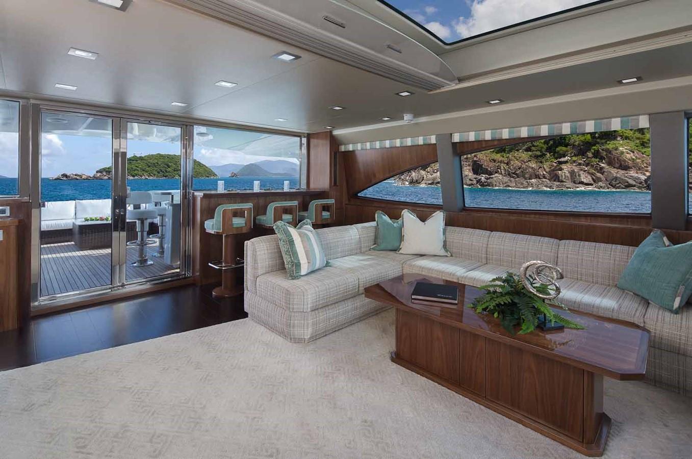 2019 VIKING Enclosed Bridge Motor Yacht 2463999
