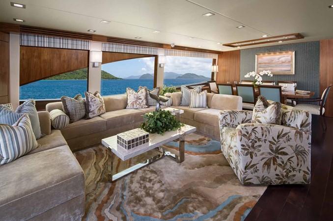 2019 VIKING Enclosed Bridge Motor Yacht 2464000