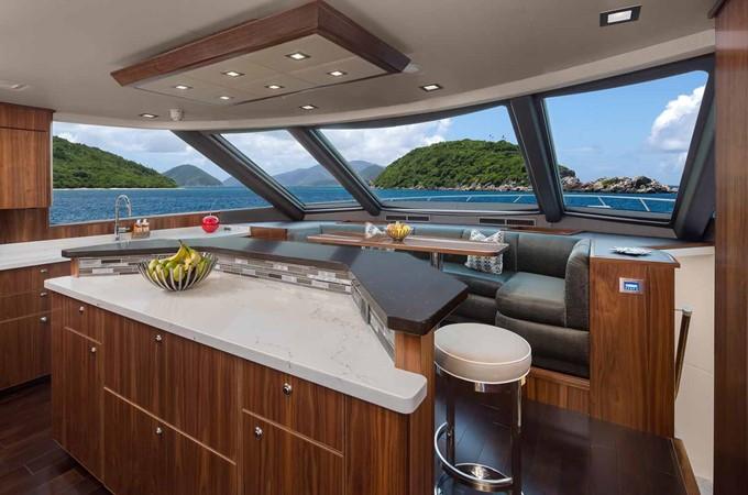 2019 VIKING Enclosed Bridge Motor Yacht 2464002