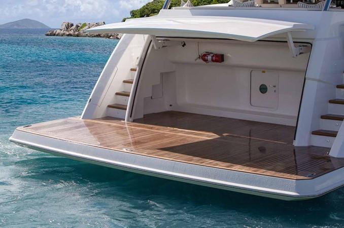 2019 VIKING Enclosed Bridge Motor Yacht 2464012