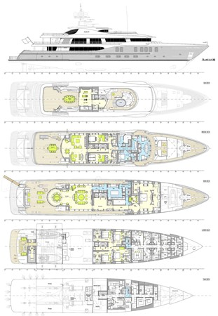 2019 AMELS  Motor Yacht 2464584