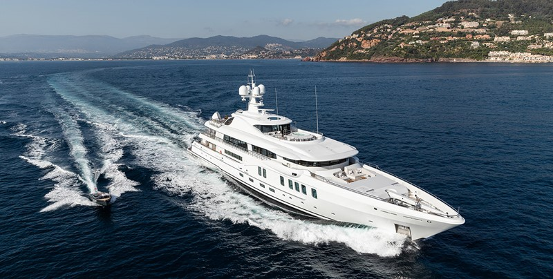 2019 AMELS  Motor Yacht 2682696