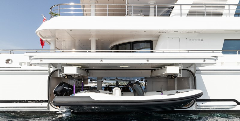2019 AMELS  Motor Yacht 2682698