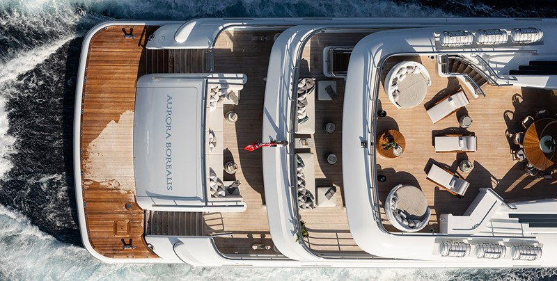 2019 AMELS  Motor Yacht 2682725