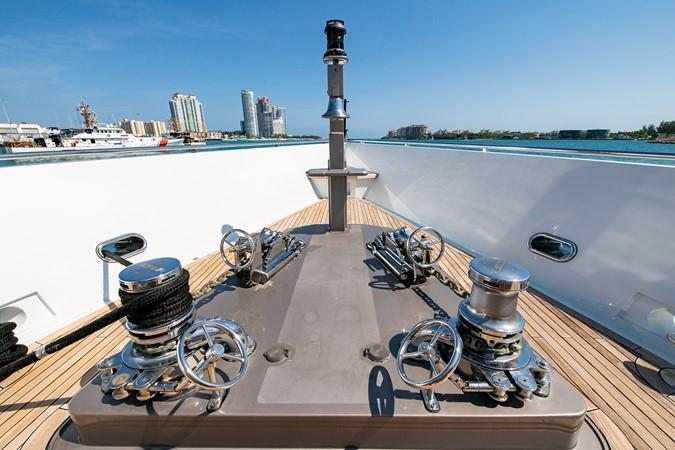 Bow 2004 OCEANFAST 174 Custom Superyacht Mega Yacht 2500998