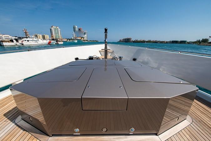 Bow 2004 OCEANFAST 174 Custom Superyacht Mega Yacht 2501000