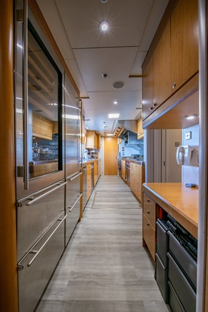 Galley 2004 OCEANFAST 174 Custom Superyacht Mega Yacht 2501021