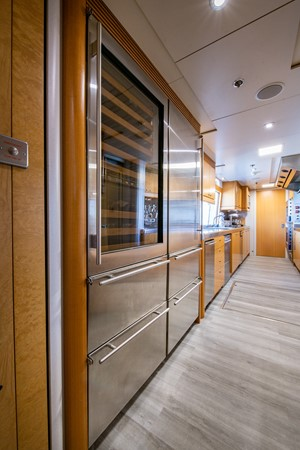 Galley 2004 OCEANFAST 174 Custom Superyacht Mega Yacht 2501022