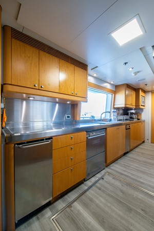 Galley 2004 OCEANFAST 174 Custom Superyacht Mega Yacht 2501023