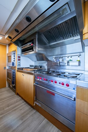 Galley 2004 OCEANFAST 174 Custom Superyacht Mega Yacht 2501025