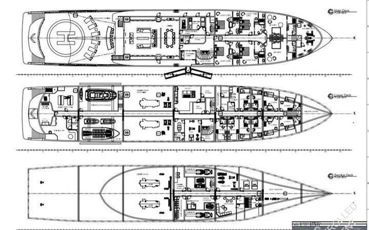 2020 TOR Hawk Ranger Motor Yacht 2467434