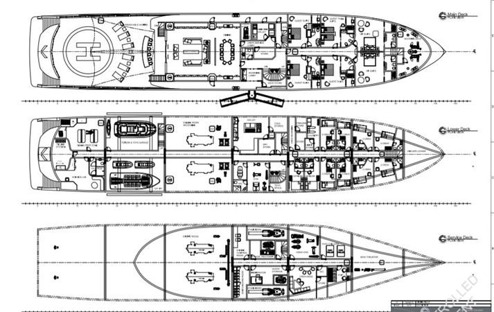 2020 TOR Hawk Ranger Motor Yacht 2467436