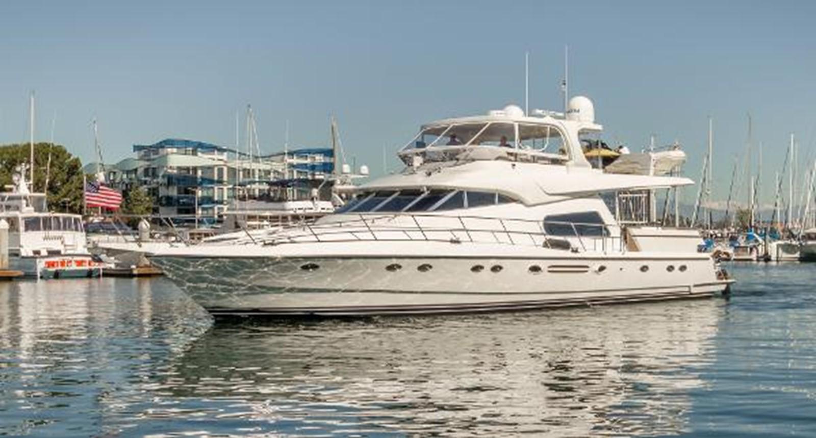 2005 JOHNSON  Motor Yacht 2465732