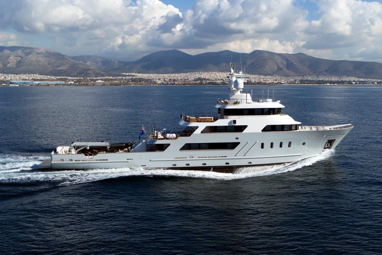 2006 CUSTOM BUILT LUSBEN/BENETTI Motor Yacht 2486800