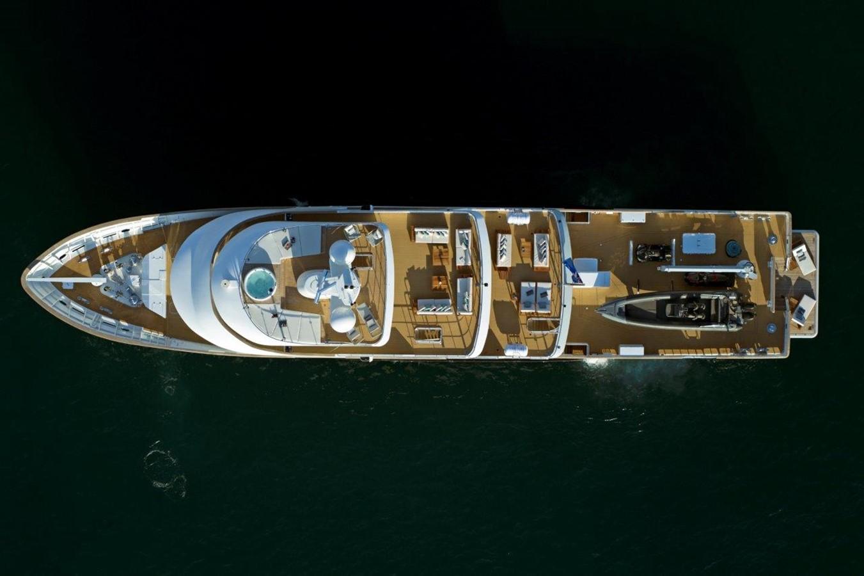 2006 CUSTOM BUILT LUSBEN/BENETTI Motor Yacht 2486802