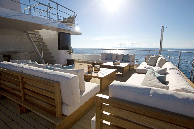 2006 CUSTOM BUILT LUSBEN/BENETTI Motor Yacht 2486831