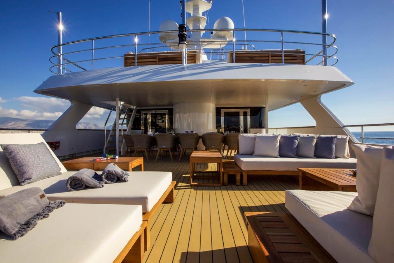 2006 CUSTOM BUILT LUSBEN/BENETTI Motor Yacht 2486833