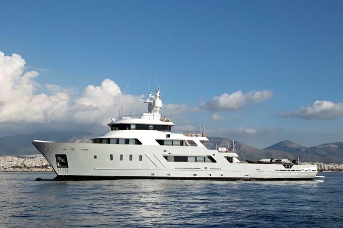 2006 CUSTOM BUILT LUSBEN/BENETTI Motor Yacht 2486803