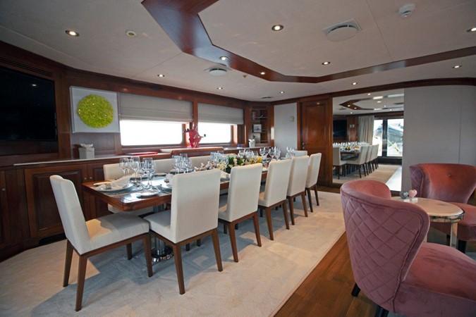 2006 CUSTOM BUILT LUSBEN/BENETTI Motor Yacht 2486842