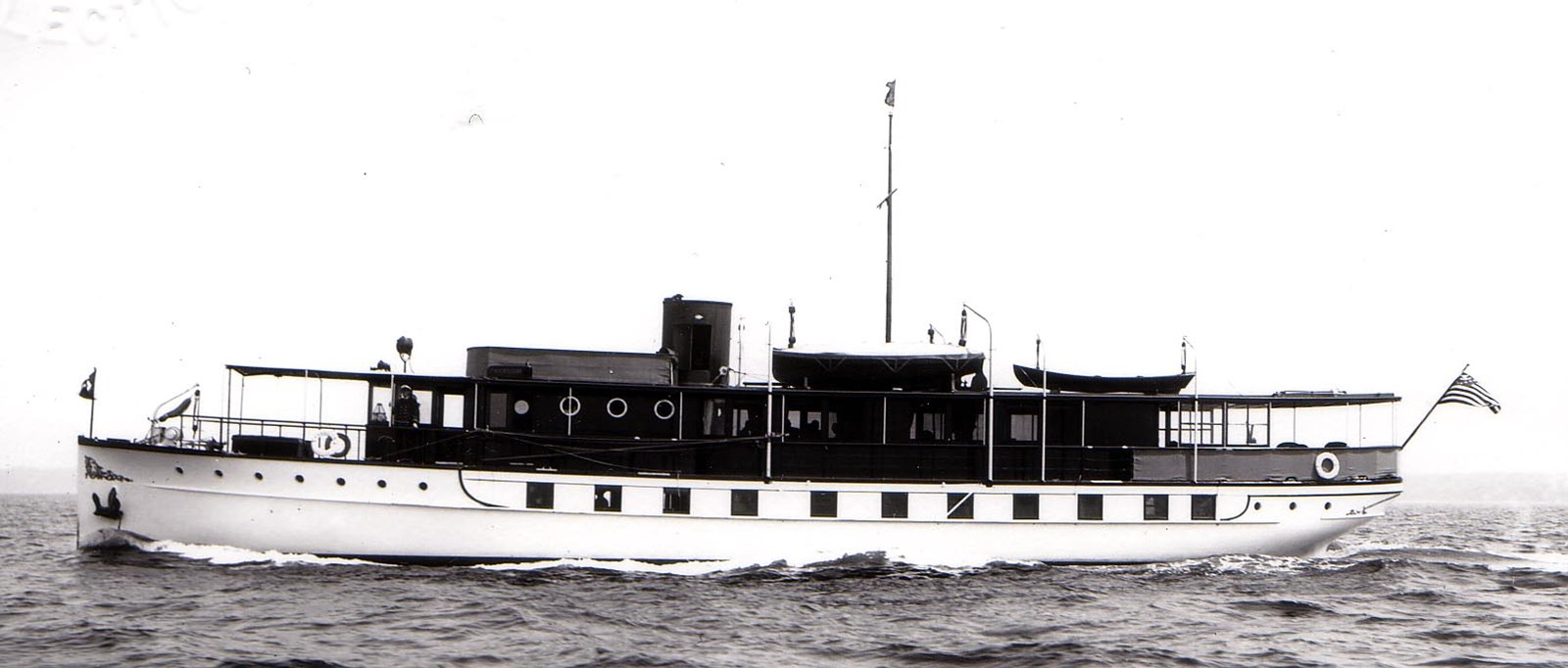 FREEDOM 1930's 1926 TRUMPY Mathis Fantail (Fractional Opportunity) Motor Yacht 2467401