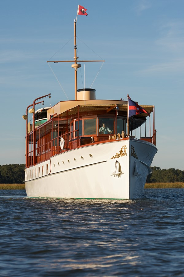 FREEDOM  1926 TRUMPY Mathis Fantail (Fractional Opportunity) Motor Yacht 2467403