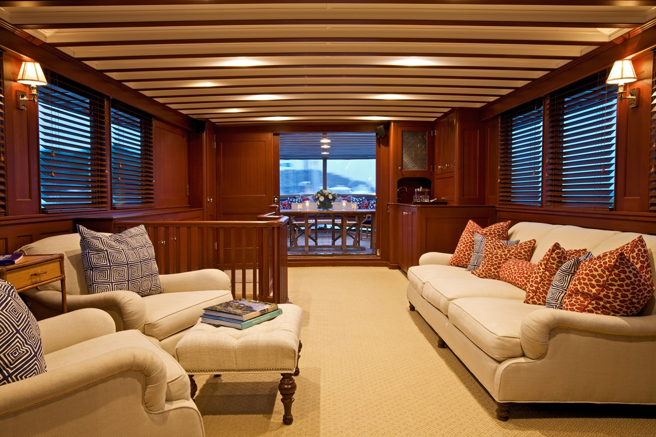 Main Saloon 1926 TRUMPY Mathis Fantail (Fractional Opportunity) Motor Yacht 2467406