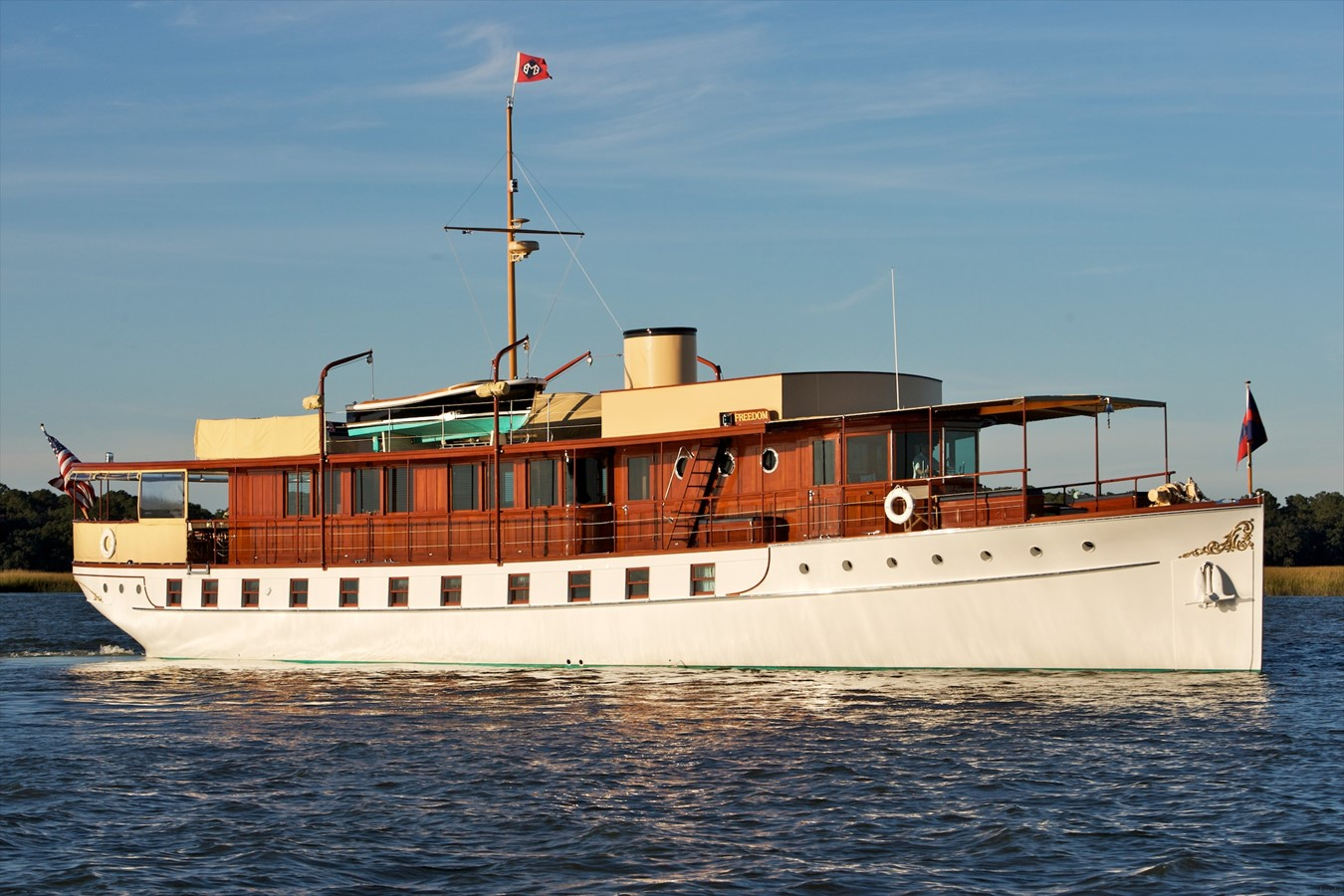 Profile  1926 TRUMPY Mathis Fantail (Fractional Opportunity) Motor Yacht 2467424
