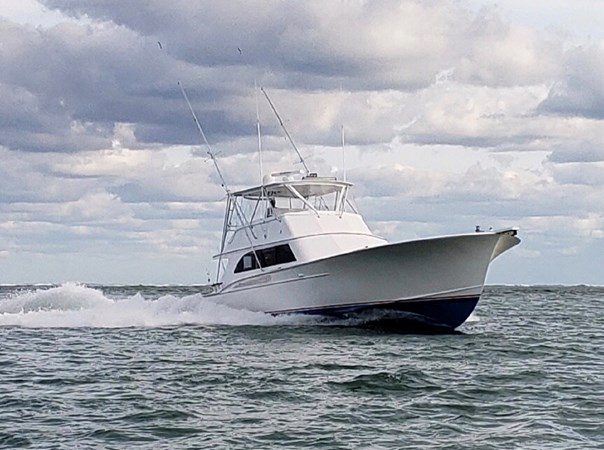 New Profile 1990 CUSTOM CAROLINA Sport Fish Sport Fisherman 2468493