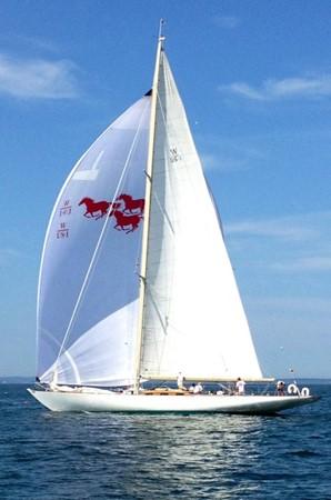 1998 BROOKLIN BOATYARD W-Class W-76 Racing Sailboat 2468812