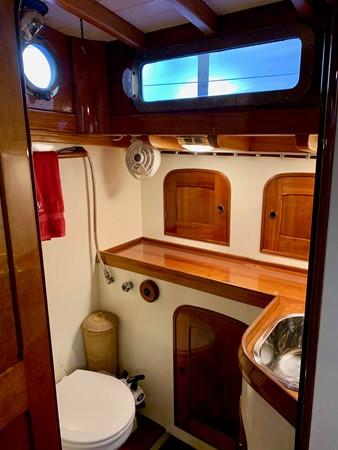 1998 BROOKLIN BOATYARD W-Class W-76 Racing Sailboat 2495509