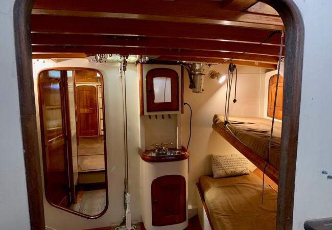 1998 BROOKLIN BOATYARD W-Class W-76 Racing Sailboat 2495514