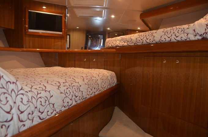 Guest 2007 VIKING Enclosed Bridge Sport Fisherman 2469435