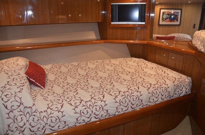 Guest 2007 VIKING Enclosed Bridge Sport Fisherman 2469437