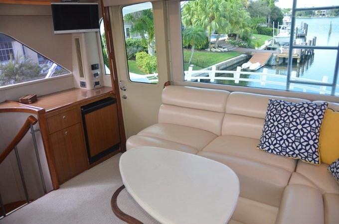 Enclosed Bridge 2007 VIKING Enclosed Bridge Sport Fisherman 2469445