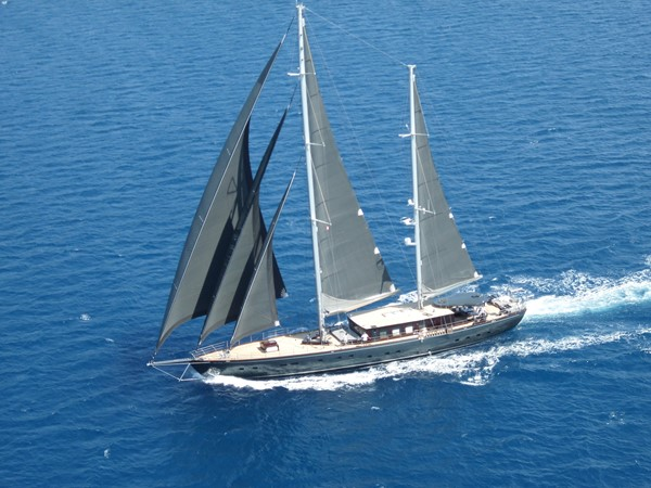2015 BODRUM Custom Cruising Sailboat 2524380