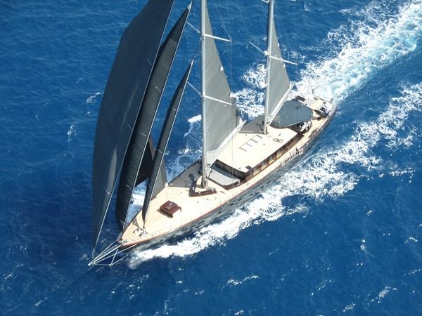 2015 BODRUM Custom Cruising Sailboat 2524381