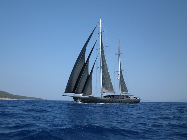 2015 BODRUM Custom Cruising Sailboat 2524382