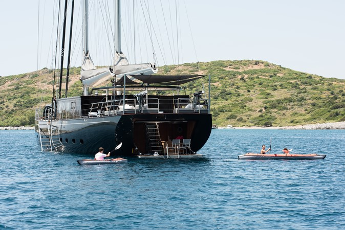 2015 BODRUM Custom Cruising Sailboat 2524384