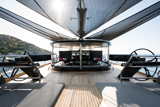 2015 BODRUM Custom Cruising Sailboat 2524385