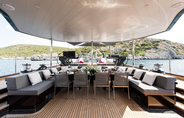 2015 BODRUM Custom Cruising Sailboat 2524386