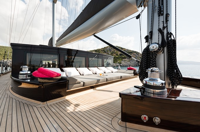 2015 BODRUM Custom Cruising Sailboat 2524387