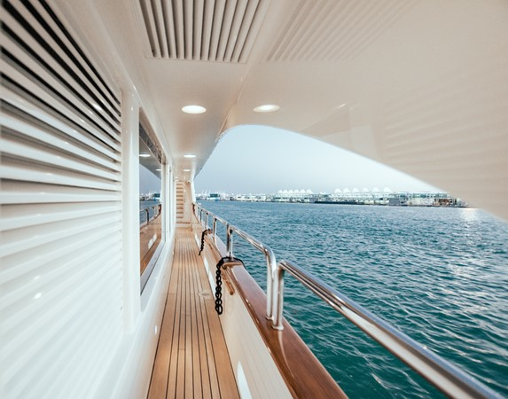 2010 BENETTI Vision Motor Yacht 2480050