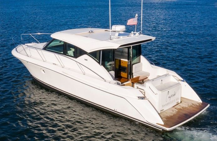 2016 TIARA Coupe Motor Yacht 2478922