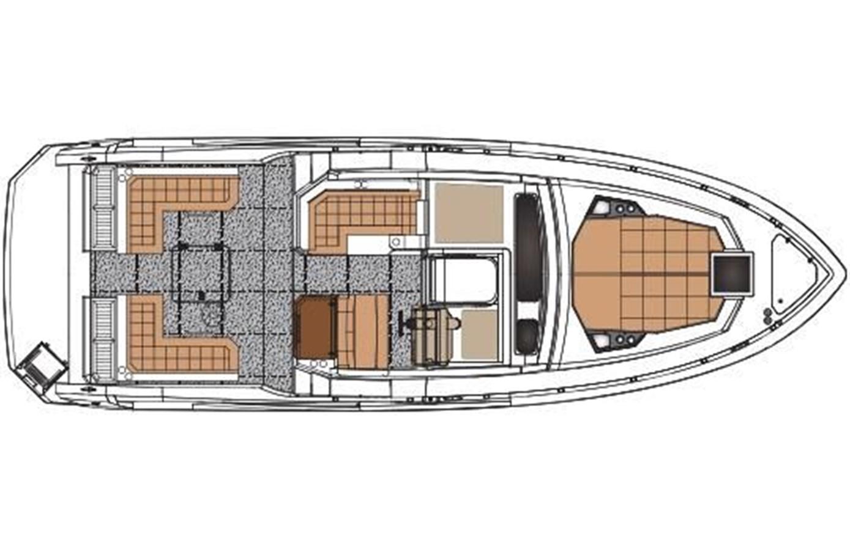 2018 CRUISERS YACHTS  Cruiser 2473340