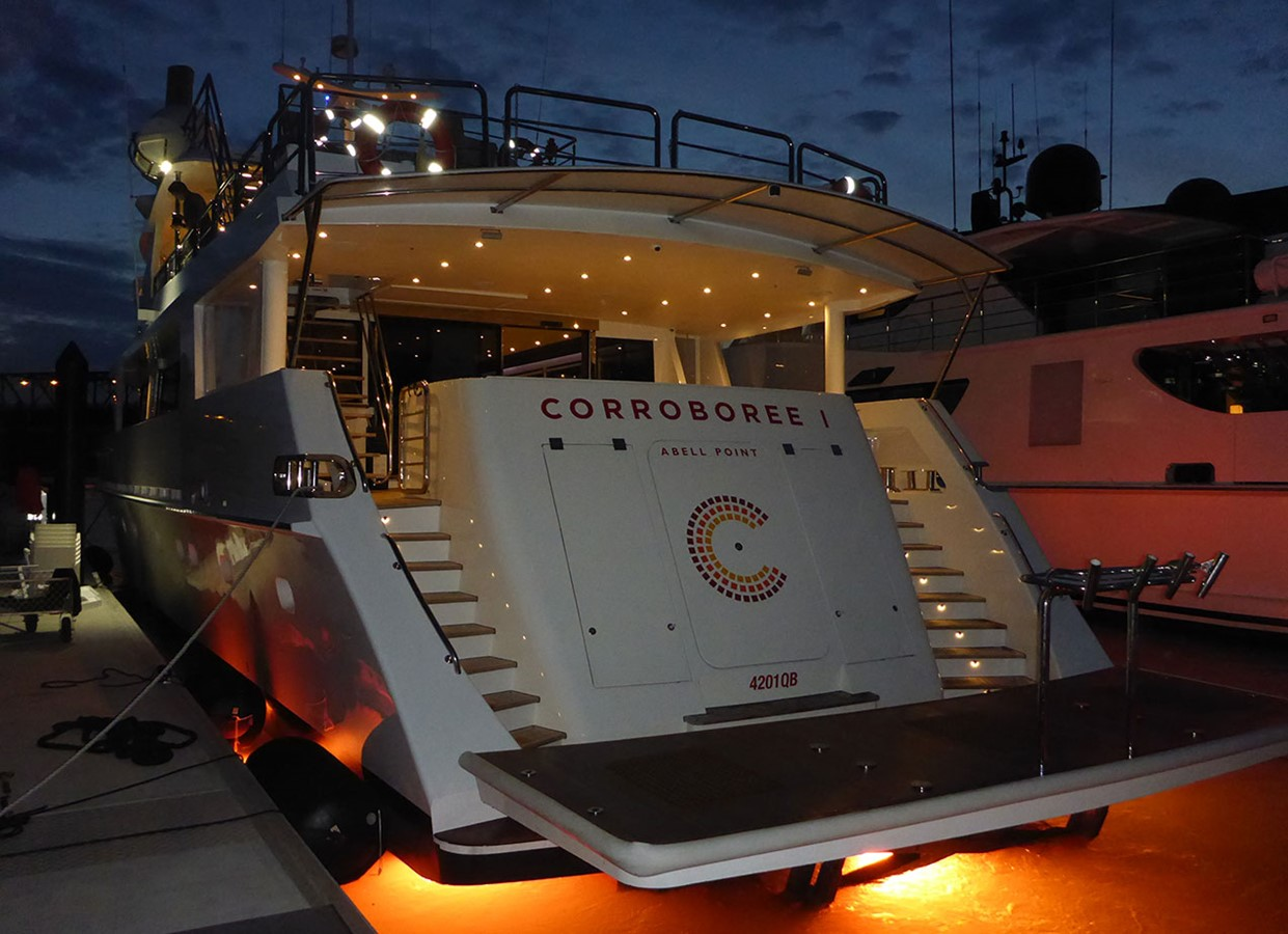 1988 LLOYDS SHIPS Flybridge Commercial Vessel 2473600