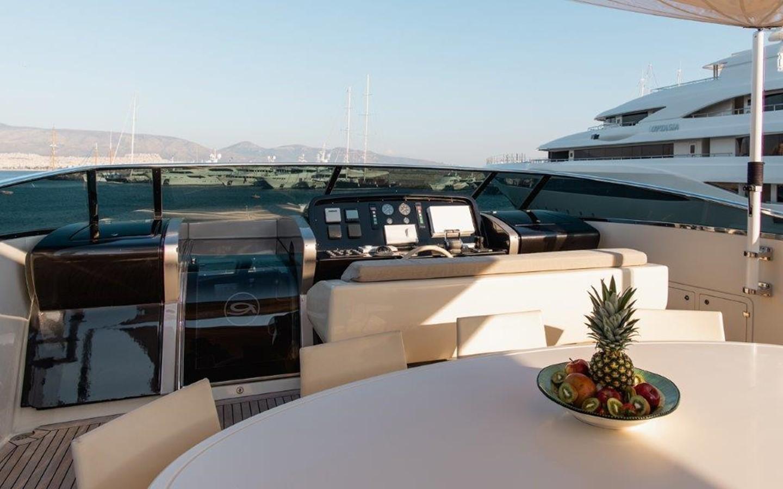 2008 RIVA Athena 115 Motor Yacht 2505971