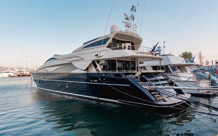 2008 RIVA Athena 115 Motor Yacht 2505975