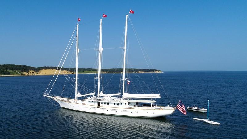 1983 PALMER JOHNSON Tri-Masted Staysail Cruising Sailboat 2475347