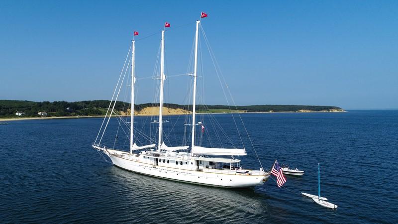 1983 PALMER JOHNSON Tri-Masted Staysail Cruising Sailboat 2475348
