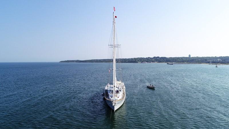 1983 PALMER JOHNSON Tri-Masted Staysail Cruising Sailboat 2475349